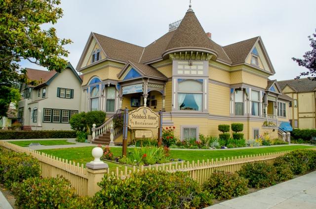 John Steinbeck's home, Salinas CA