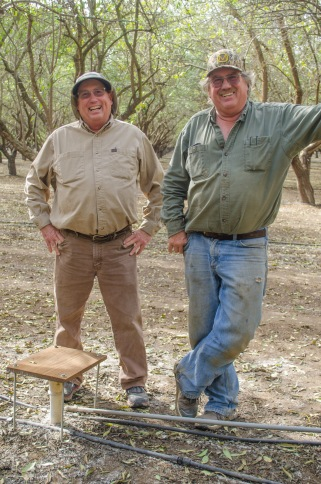 Tom and Dan Rogers of Madera county, CA