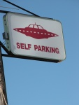 Directions for Aliens in UFO's Unidentifed Flying Objects,, Rachel, Nevada, on the Extraterrestrial Highway near Area 51