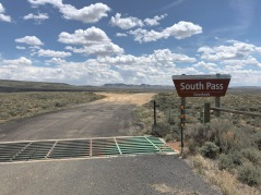 South Pass on the Oregon Trail, Lander, Wy