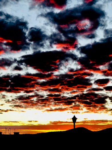 Sunset, Williams Arizona