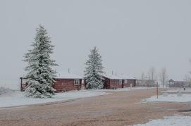 Cabins near Cheyenne