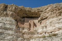 Tuzigoot (Montezuma's Castle) south of Flagstaff