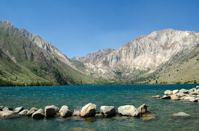 Convict Lake, Eastern Sierra